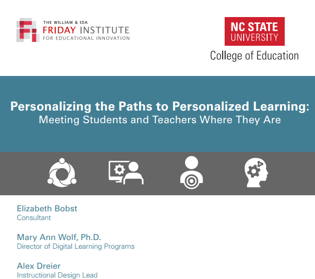 CMS PL Case Study written by NCSU College of Education
