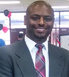 Eric Ward, Sr., Principal of Harding University High School