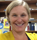 Sallie Davis, IB Coordinator and Social Studies Facilitator