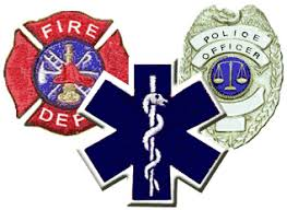 Image of Public Safey Trio (Police, Fire and Medic)