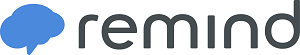 Logo for Remind app.