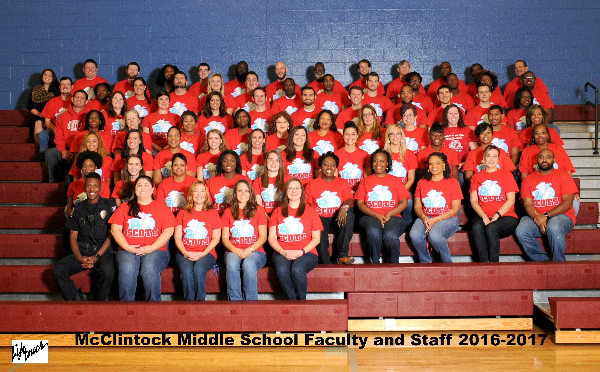 McClintock Middle School Faculty Group picture 2016-2017.jpg
