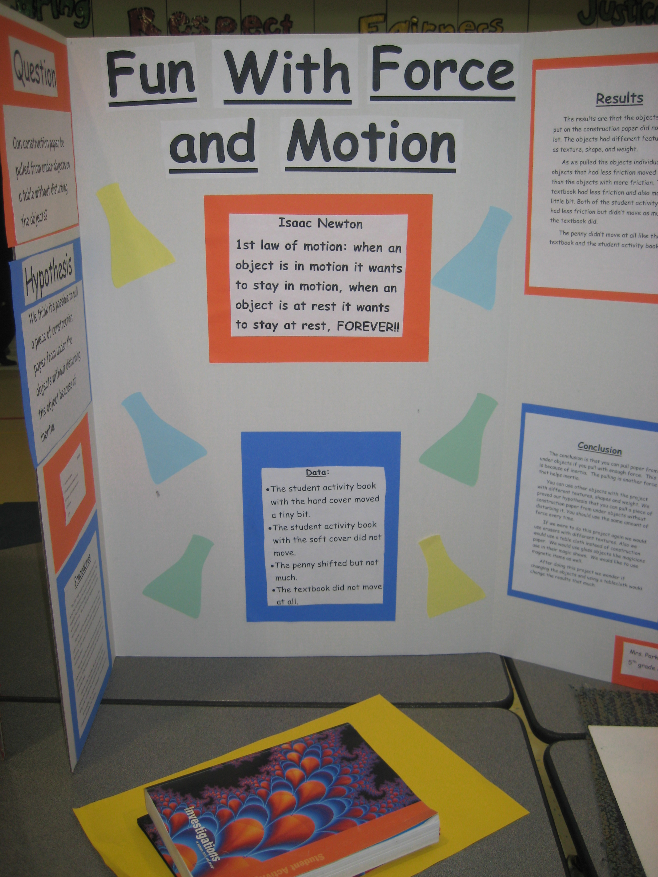 5th Grade Science Fair Projects