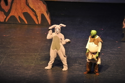 Shrek, the spring musical, Northwest School of the Arts