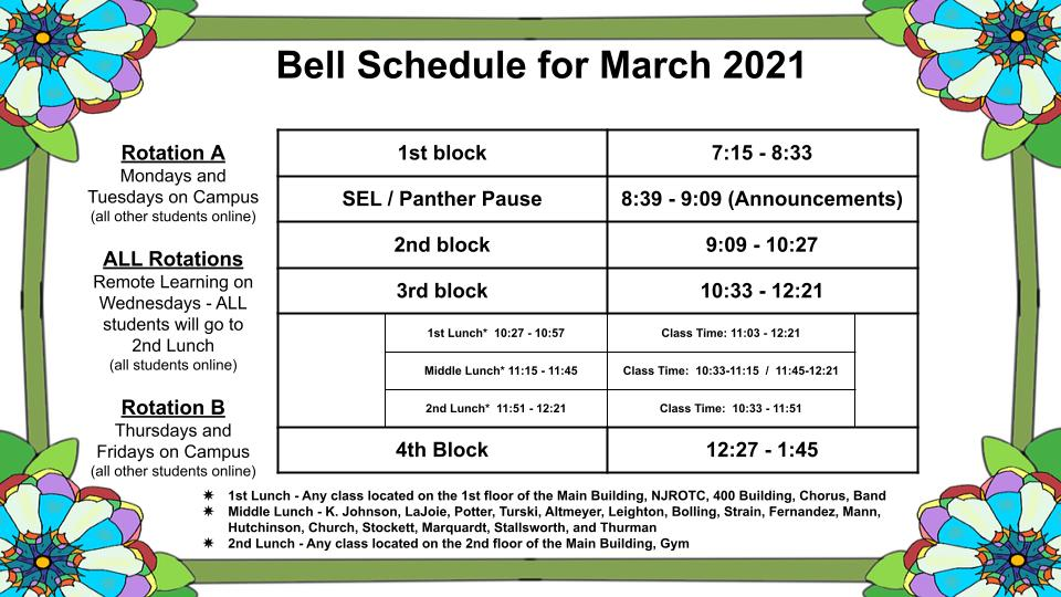 Bell Schedule for March.jpg