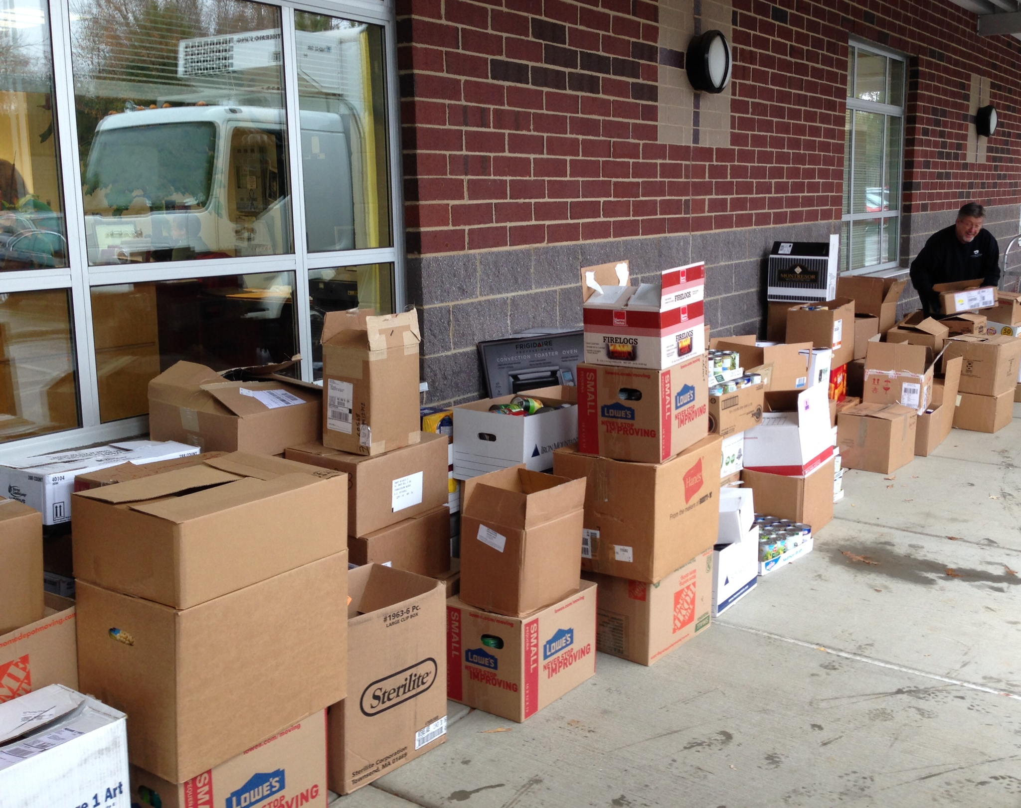 Loaves and fishes canned food drive for Loaves and fishes charlotte nc